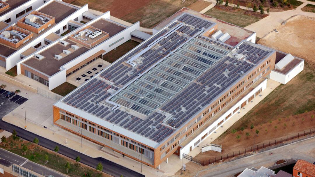 Lycée Kyoto à Poitiers