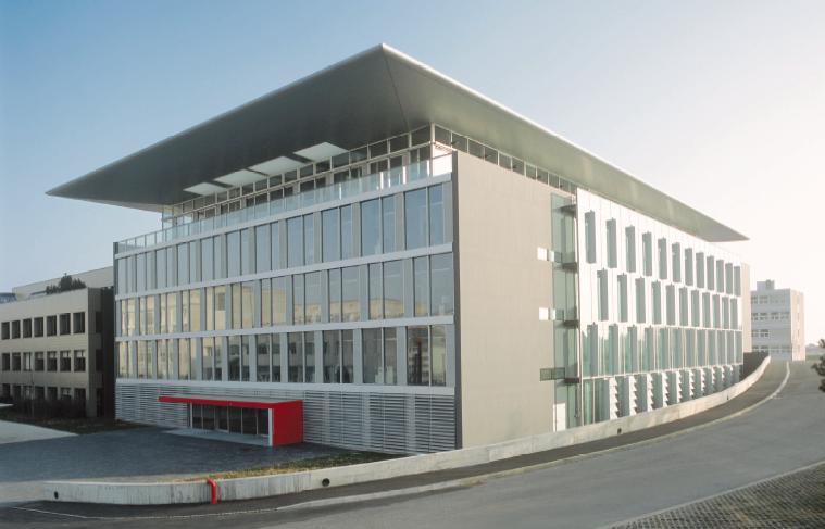 Bâtiment des communications EPFL