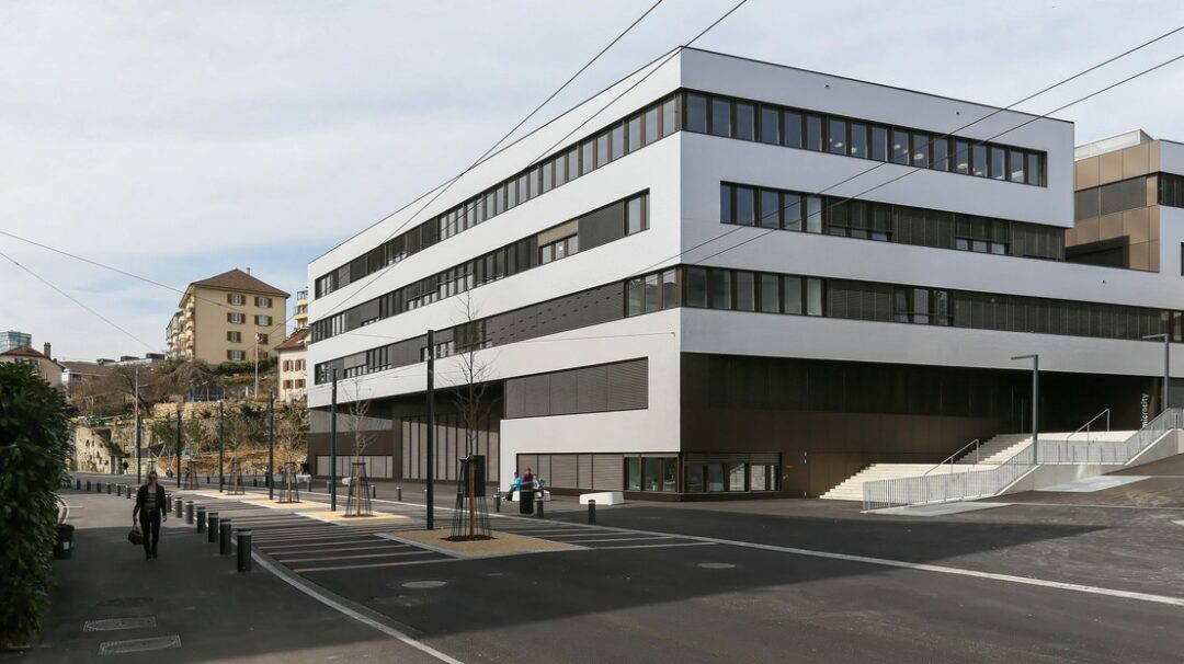 Microcity Neuchâtel (EPFL)