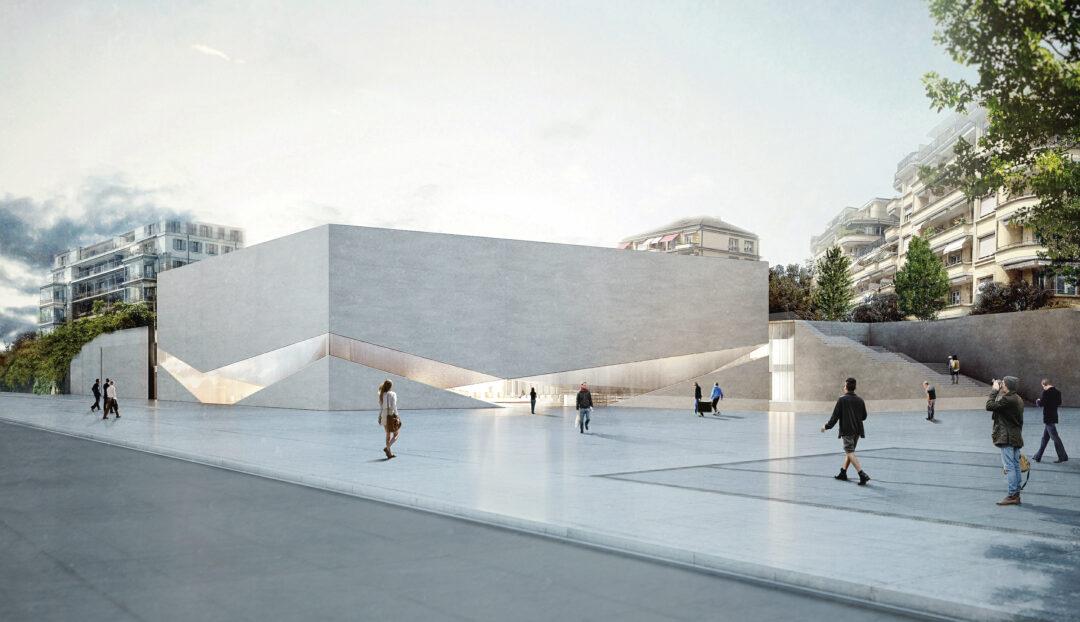 MUDAC & musée de l'Elysée