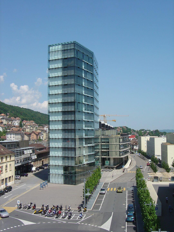 Office Fédéral de la Statistique Neuchâtel